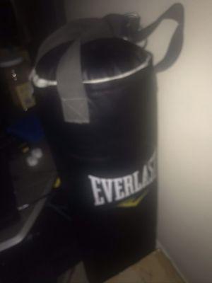 Punching Bag & Bracket for Sale in Orlando, FL