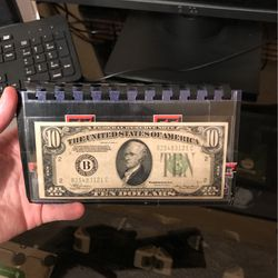 1934 $10 for Sale in North Richland Hills,  TX