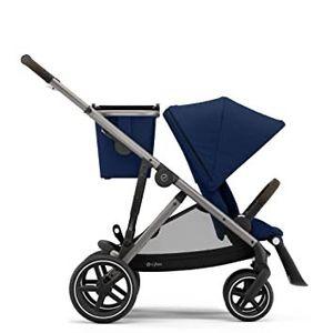 Cyber Gazelle S Stroller In Navy Blue for Sale in Scottsdale, AZ