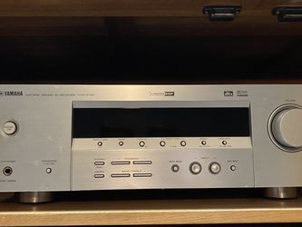 Stereo — Yamaha Natural Sound av receiver htr-5730 for Sale in Chicago,  IL