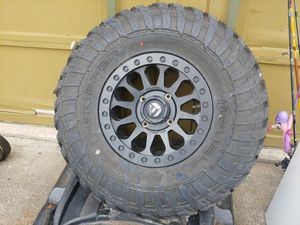 Brand new Can-Am Tire. Rim comes with it for Sale in Buckley, WA