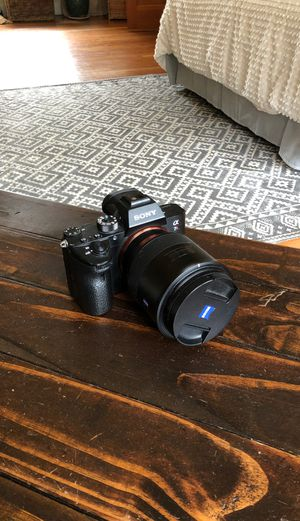Sony A7Riii for Sale in Portland, OR