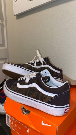 Fendi vans for Sale in Kissimmee, FL