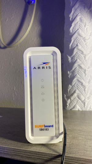 Wifi cable modem 686Mbps for Sale in San Antonio, TX