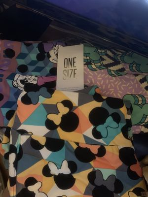 LuLaRoe one size leggings for Sale in Bunker Hill, WV