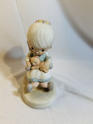 Excellent Vintage Precious Moments Figurine for Sale in Chino, CA