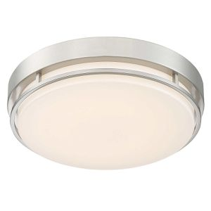 "Altair LED 14"" Flushmount Dimmable Light Fixture in Brushed Nickel Finish for Sale in Doral, FL"