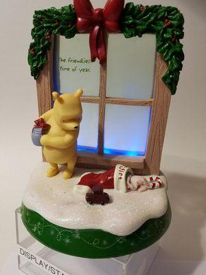Disney's Winnie the Pooh Light Up Window Christmas Decoration (Read Below) for Sale in Phoenix, AZ