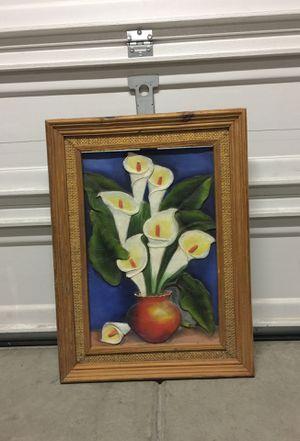 Beautiful frame 22 1/2 c 30 1/12. for Sale in Murrieta, CA