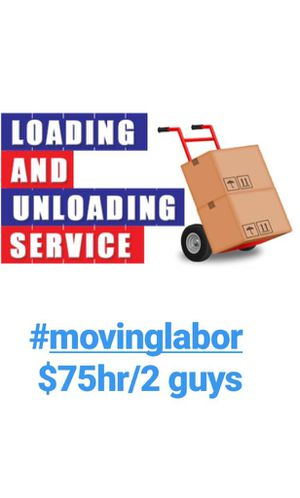 Moving labor for Sale in Nashville, TN