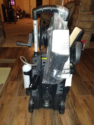 Stanley electric pressure washer for Sale in Morganton, NC