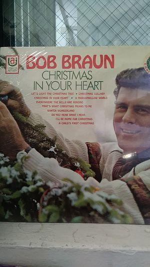 Bob Braun vinyl album for Sale in Hollywood, FL