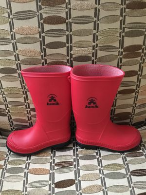 Toddler Rain Boots for Sale in Cary, NC