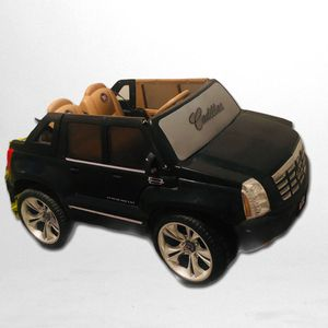 Power wheels 12volt kids ride on electric car 2 seat Cadillac Escalade for Sale in Chattanooga, TN