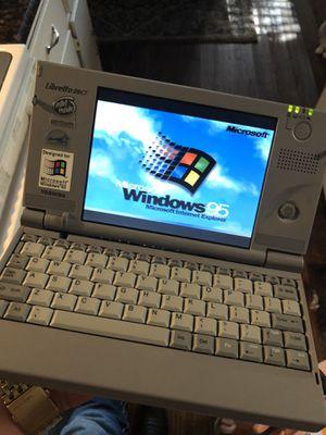 Toshiba Libretto Laptop for Sale in Dallas, TX