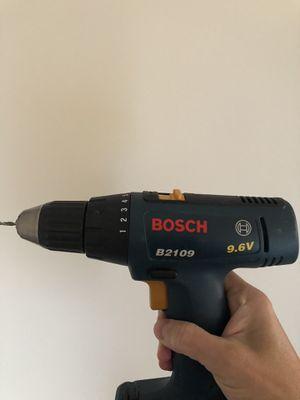 Bosch Cordless Drill for Sale in Norton, MA