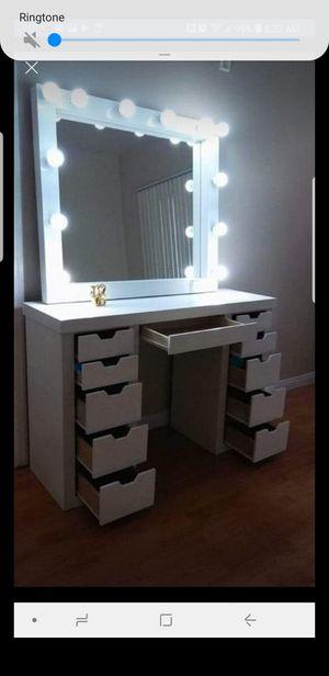 Vanity with mirror for Sale in Phoenix, AZ
