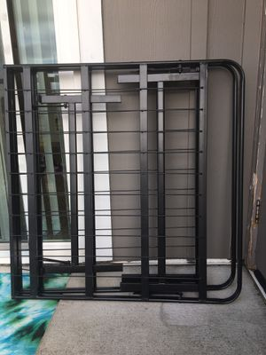 Twin bed frame like new for Sale in Tacoma, WA