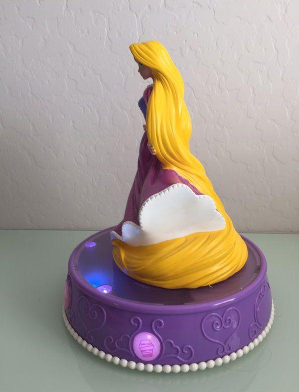 Disney Princess Rapunzel Tangled lights and sounds bank