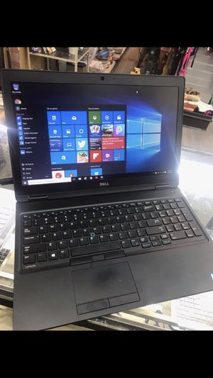 Dell latitude 5580 i5 7th gen NO BATTERY for Sale in Bellaire, TX