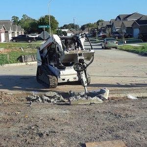 BOBCAT WORK for Sale in Houston, TX