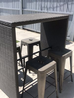 Outdoor furniture for Sale in Westerville, OH