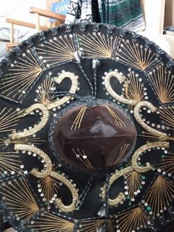 Rare Authentic Vintage Mexican Sombrero for Sale in Ocala,  FL