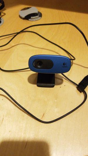 Logitech webcam for Sale in Alexandria, VA