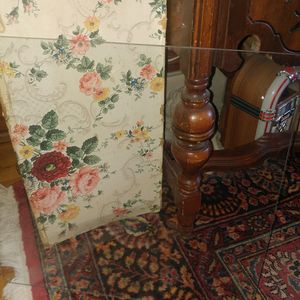 """PAIR: 19 5/8"""" SQUARE TEMPERED GLASS for Table Tops or Shelves for Sale in Denver, CO"""