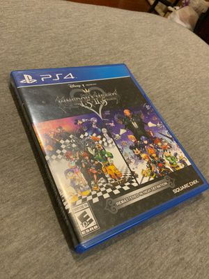 PS4 - Kingdom Hearts 1.5 + 2.5 HD ReMIX for Sale in Queens, NY