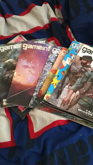 GameInfo Magazines for Sale in West Hartford, CT