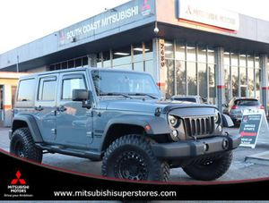 2015 Jeep Wrangler Unlimited for Sale in Cerritos, CA