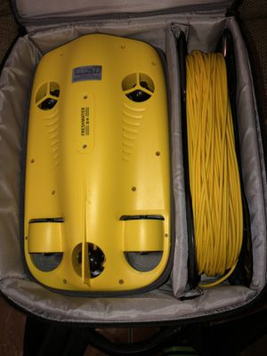 Drone underwater drone by Gladius 4K camera, 330' dive range for Sale in Hialeah, FL