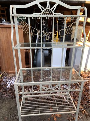 Bakers rack for Sale in Rockville, MD
