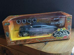 Jada Toys Von Dutch Die Cast Collectible '51 Mercury for Sale in Los Angeles, CA