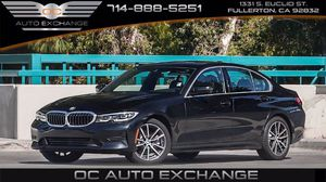 2019 BMW 3 Series for Sale in Fullerton, CA