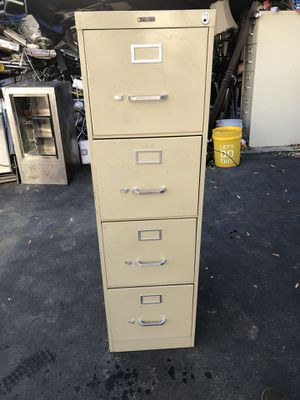 Office files cabinet for Sale in Watertown, MA