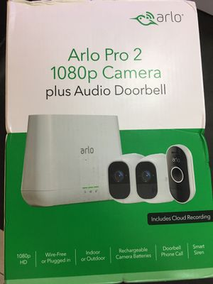 Arlo pro 2 security cameras for Sale in Houston, TX