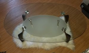 Glass coffee table and 2 end tables for Sale in Fayetteville, GA
