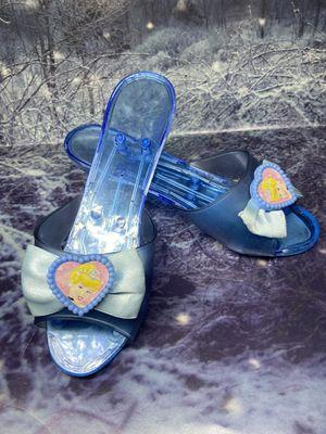Disney princess Cinderella Costume Shoes for Sale in Bellflower, CA