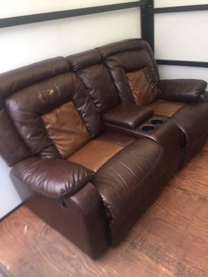 Reclining Sofa for Sale in Rockville, MD