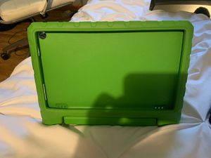 """Lime Green Kindle Fire HD 10"""" case for Sale in Fort Lauderdale, FL"""