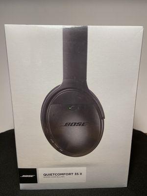 Bose Quietcomfort 35 Wireless Headphones II for Sale in Houston, TX