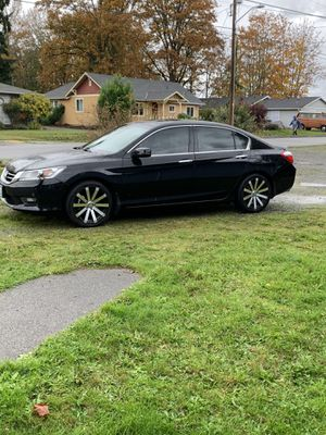 2014 Honda Accord EXL for Sale in Renton, WA