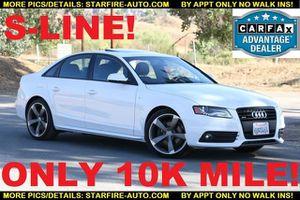 2012 Audi A4 for Sale in Santa Clarita, CA