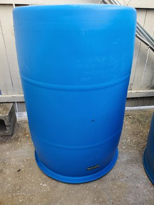 55 Gallon Drum for Sale in Clearwater, FL