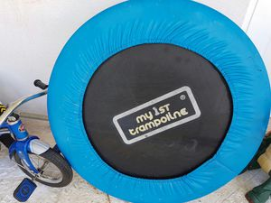 My first trampoline for Sale in Hollywood, FL