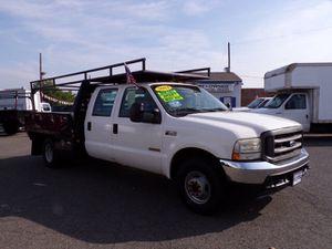 2004 Ford F350 crew cab concrete body for Sale in Manassas, VA