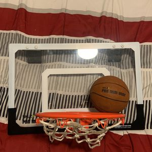 Sklz Pro Mini Basketball Hoop for Sale in Chandler, AZ
