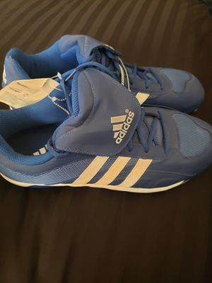 Brand new adidas baseball cleats size 12 for Sale in Los Angeles, CA